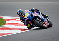 Sylvain Guintoli (50) of Bennetts Suzuki during practice in the MCE BRITISH SUPERBIKE Championships 2017 at Brands Hatch, Longfield, England on 13 October 2017. Photo by Alan  Stanford / PRiME Media Images.