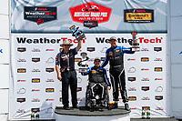 TCR Winners, #54 JDC-Miller MotorSports, Audi RS3 LMS TCR, TCR: Michael Johnson, Stephen Simpson