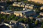 May 16, 2011; DeBartolo Quad..Photo by Matt Cashore/University of Notre Dame