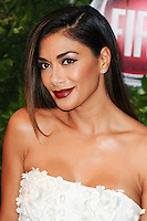 Nicole Scherzinger<br /> arrives for the One for the Boys charity fashion event at the V&A Museum, London.<br /> <br /> <br /> ©Ash Knotek  D3133  12/06/2016