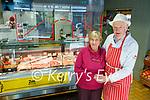 Tommy and Cait Cronin Cronins Butchers Killarney