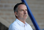 St Johnstone v Lask…26.08.21  McDiarmid Park    Europa Conference League Qualifier<br />Lask manager Dominik Thalhammer<br />Picture by Graeme Hart.<br />Copyright Perthshire Picture Agency<br />Tel: 01738 623350  Mobile: 07990 594431