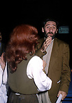 """FRANCO BATTIATO CON MILVA<br /> PREMIERE """" UNA VITA SCELLERATA"""" CINEMA BARBERINI ROMA 1990"""