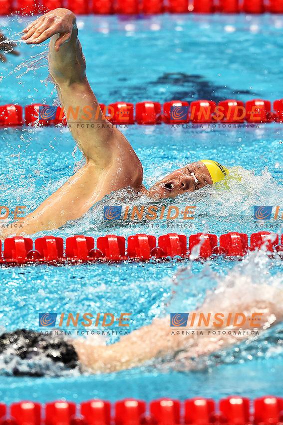 MCKEON David AUS Men's 400m Freestyle <br /> Day10 02/08/2015 Kazan Arena <br /> Swimming Nuoto <br /> XVI FINA World Championships Aquatics  <br /> Kazan Tatarstan RUS <br /> Photo Andrea Staccioli/Deepbluemedia/Insidefoto
