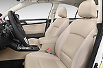 Front seat view of a 2015 Subaru Legacy 2.5I Premium 4 Door Sedan 2WD Front Seat car photos