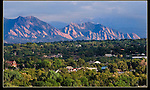 Panorama Point provide views north to the Boulder Flatirons.<br /> John leads private, photo tours of Denver, Boulder and nearby mountains. Click the above CONTACT button for inquiries. Denver Colorado tours.