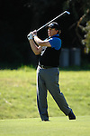 Feb 19, 2009: Phil Mickelson in the lead after opening day at  the Northern Trust Open 2009 at the Riviera Country Club in the Pacific Palisades, California.
