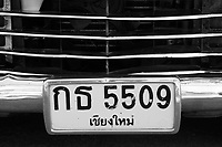 old car<br /> in Thailand