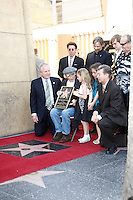 Actor Dennis Hopper, (L-R) CityCouncilman Tom LeBonge, producer Mark Canton, actor Viggo Mortensen, Henry Hooper, Jack Nicholson, Galen Grier Hooper, daughter. Hollywood Chamber of Commerce, President/CEO Leron Gubler, as well as family and friends.at the Dennis Hopper recieves a Star on the Hollywood Walk of Fame Ceremony.Egyptian Theater Sidewalk.Los Angeles, CA.March 26, 2010.©2010 HPA / Hutchins Photo....