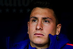 Jose Maria Gimenez of Atletico de Madrid is seen prior to the La Liga 2018-19 match between Atletico de Madrid and Deportivo Alaves at Wanda Metropolitano on December 08 2018 in Madrid, Spain. Photo by Diego Souto / Power Sport Images