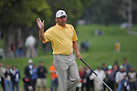 Feb 22, 2009: Fred Couples during the final round of the Northern Trust Open 2009 in the Pacific Palisades, California.