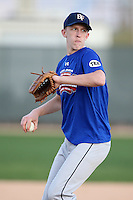 January 16, 2010:  Luke Mamer (Springfield, OH) of the Baseball Factory Great Lakes Team during the 2010 Under Armour Pre-Season All-America Tournament at Kino Sports Complex in Tucson, AZ.  Photo By Mike Janes/Four Seam Images
