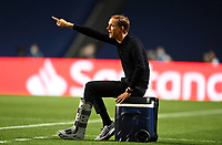 23rd August 2020, Estádio da Luz, Lison, Portugal; UEFA Champions League final, Paris St Germain versus Bayern Munich;  Thomas Tuchel, Head Coach of Paris Saint-Germain