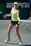 Lucie Safarova at the Family Circle Cup in Charleston, South Carolina on April 7, 2012