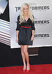 Bridget Marquedt at The Premiere Of DreamWorks & Paramount's Transformers 2: Revenge Of The Fallen held at The Mann's Village Theatre in Westwood, California on June 22,2009                                                                     Copyright 2009 DVS / RockinExposures
