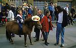 May Day morning celebrations. Oxford UK 1995 1990S UK