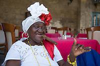 Juana - Havana's most famous Santera woman