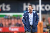 27th March 2021; Hamilton, New Zealand;  Leon MacDonald.<br /> Chiefs versus Blues, Super Rugby  AOTEAROA, FMG Waikato Stadium, Hamilton, New Zealand.