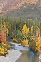 Marion Creek drainage near Coldfoot Alaska.