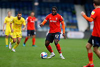 3rd October 2020; Kenilworth Road, Luton, Bedfordshire, England; English Football League Championship Football, Luton Town versus Wycombe Wanderers; Pelly Ruddock of Luton Town