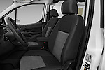 Front seat view of 2018 Ford Transit-Connect Van-XL-SWB-(Rear-Liftgate) 5 Door Mini MPV Front Seat  car photos