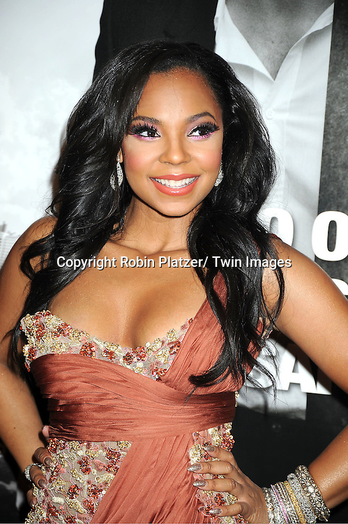 """Ashanti arrives for the World Premiere of """" Safe House""""  on February 7, 2012 at The School of Visual Arts Theatre in New York City. Denzel Washington, Ryan Reynolds, Vera Farmiga and Robert Patrick star in the movie."""