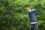 Anne-Lise Caudal of France plays during Round 1 of the World Ladies Championship 2016 on 10 March 2016 at Mission Hills Olazabal Golf Course in Dongguan, China. Photo by Victor Fraile / Power Sport Images