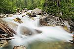 Creeks and Waterfalls