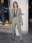 Milla Jovovich attends the Opening of The Tom Ford Beverly Hills Store in Beverly Hills, California on February 24,2011                                                                               © 2010 DVS / Hollywood Press Agency