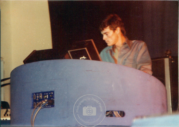Michael Cotten, synthesiser, The Tubes