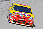 Mar 20, 2009; 12:31:08 PM; Bristol, Tn., USA; NASCAR Sprint Cup Series practice for the Food City 500 at the Bristol Motor Speedway.  Mandatory Credit: (thesportswire.net)