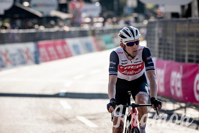 last years winner Bauke Mollema  (NED/Trek-Segafredo) rolling in 4th<br /> <br /> 114th Il Lombardia 2020 (1.UWT)<br /> 1 day race from Bergamo to Como (ITA/231km) <br /> <br /> ©kramon