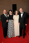 """From left: Ron and Susann Glenn with Mariglyn and Stephen Glenn at the 2016 Houston Symphony Gala """"Carnaval"""" at Jones Hall Saturday May 14,2016(Dave Rossman Photo)"""
