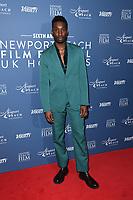 Nathan Stewart-Jarrett<br /> arriving for the Newport Beach Film Festival UK Honours 2020, London.<br /> <br /> ©Ash Knotek  D3551 29/01/2020