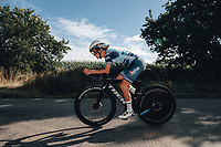 6th October 2021 Womens Cycling Tour, Stage 3. Individual Time Trial; Atherstone to Atherstone. Lizzie Deignan.