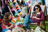 2016 05 29 Hay Festival, Hay on Wye, Wales, UK