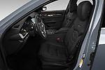Front seat view of 2019 Cadillac CT6 Premium-Luxury 4 Door Sedan Front Seat  car photos