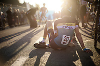Thijs Van Amerongen (NLD/Telenet-Fidea) post-race<br /> <br /> Elite Men's race<br /> Koppenbergcross 2015