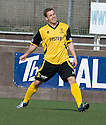 :: LIVINGSTON'S DAVID SINCLAIR CELEBRATES AFTER HE SCORES THE THIRD ::