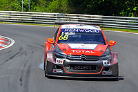 Race of Germany Nürburgring Nordschleife 2016 Qualifying WTCC 2016 #68 TC1 Citroën Total. WTCC Citroën C -Elysée WTCC Yvan Muller (FRA) © 2016 Musson/PSP. All Rights Reserved.