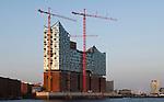 Elbe Philharmonic Hall, HafenCity, Port of Hamburg