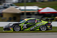 Porsche GT3 Cup Challenge Canada<br /> Victoria Day SpeedFest Weekend<br /> Canadian Tire Motorsport Park, Mosport, ON CAN<br /> Sunday 21 May 2017<br /> 88, Marco Cirone, GT3CP, CAN, M, 2017 Porsche 991<br /> World Copyright: Jake Galstad<br /> LAT Images<br /> ref: Digital Image galstad-CTMP-0517-56171