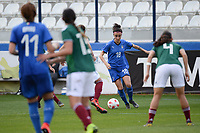 20190227 - LARNACA , CYPRUS : Italian midfielder Barbara Bonansea pictured during a women's soccer game between Mexico and Italy , on Wednesday 27 February 2019 at the Antonis Papadopoulos Stadium in Larnaca , Cyprus . This is the first game in group B for both teams during the Cyprus Womens Cup 2019 , a prestigious women soccer tournament as a preparation on the FIFA Women's World Cup 2019 in France and the Uefa Women's Euro 2021 qualification duels. PHOTO SPORTPIX.BE | STIJN AUDOOREN