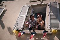 publicity caravan craze<br /> <br /> Stage 2: Mouilleron-Saint-Germain > La Roche-sur-Yon (183km)<br /> <br /> Le Grand Départ 2018<br /> 105th Tour de France 2018<br /> ©kramon