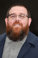 "Nick Frost<br /> at the ""Jawbone"" premiere held at the bfi, South Bank, London. <br /> <br /> <br /> ©Ash Knotek  D3263  08/05/2017"