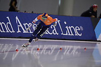 SPEEDSKATING: SALT LAKE CITY: Utah Olympic Oval, 10-03-2019, ISU World Cup Finals, 1500m Men, Patrick Roest (NED), ©Martin de Jong