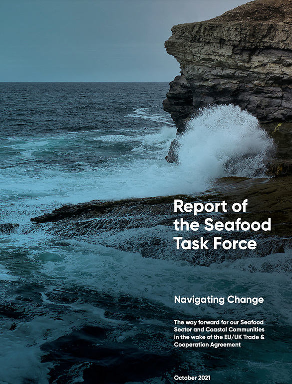 Report of Seafood Sector Task Force