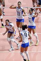 Milano 11-10-2014 Forum Assago Mondiali <br /> Volley Women's World Championship Italy 2014 <br /> Italia <br /> Foto Insidefoto