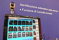 - Sicurtech, security and safety fair, video surveillance, system for automatic people identification....- Sicurtech, fiera della sicurezza, videosorveglianza, sistema per l'identificazione automatica delle persone