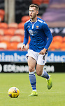 Dundee United v St Johnstone…..01.08.20   Tannadice  SPFL<br />Jamie McCart<br />Picture by Graeme Hart.<br />Copyright Perthshire Picture Agency<br />Tel: 01738 623350  Mobile: 07990 594431